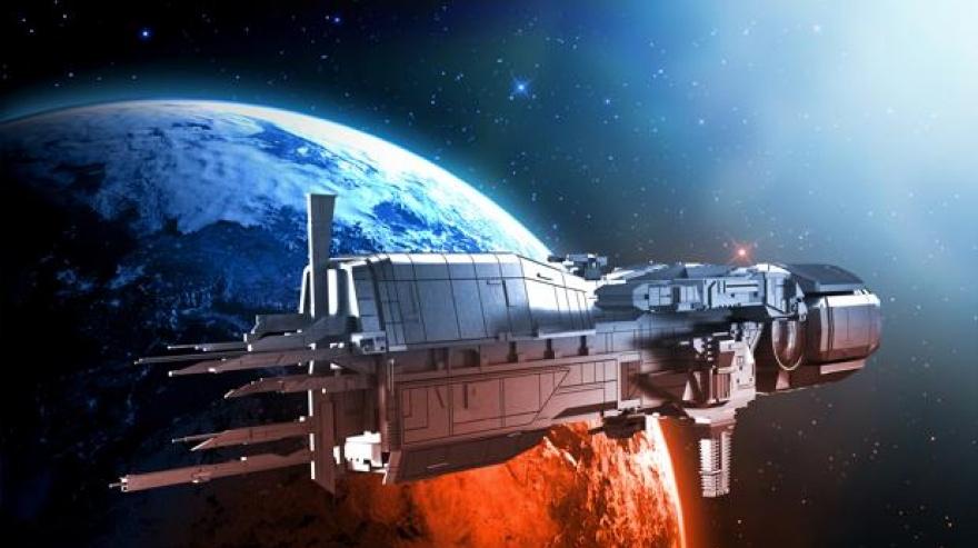 Ocho naves espaciales con las que podremos abandonar el